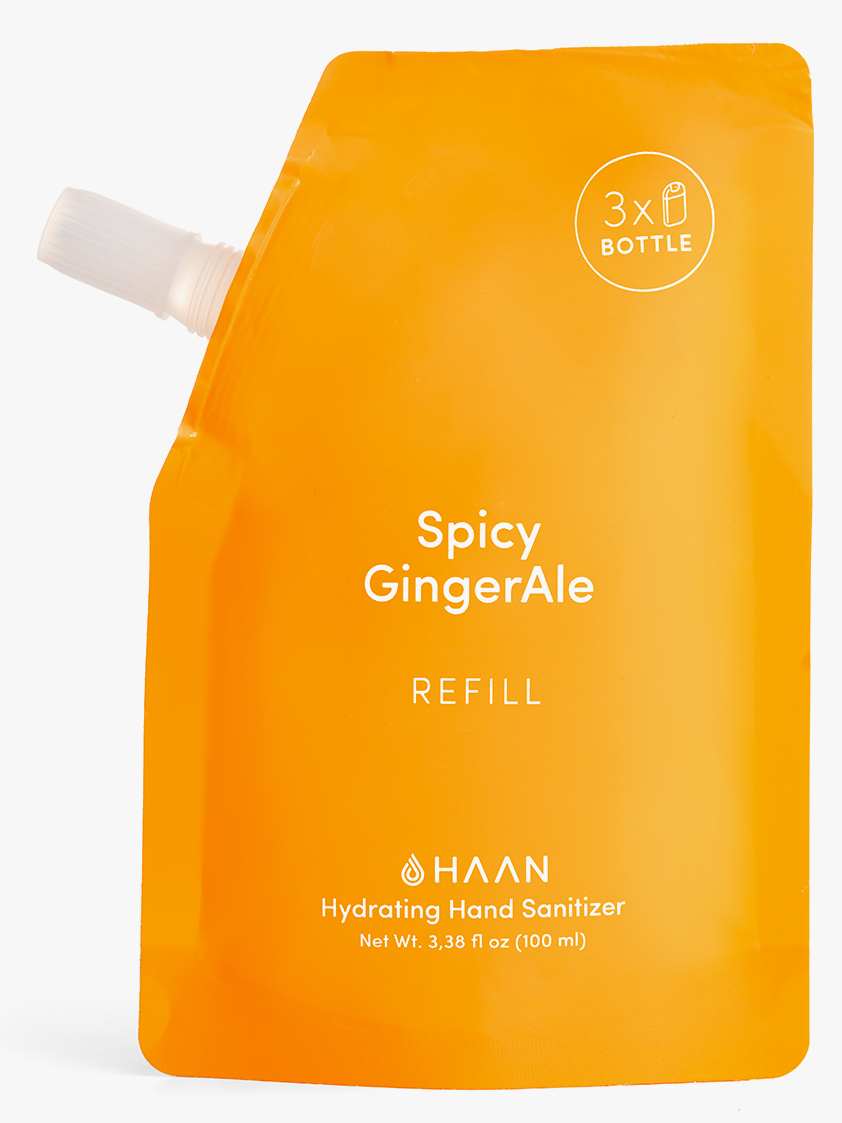 Haan Refill Spicy Gingerale 4